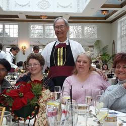 2014 Cornerstone Celebrity Luncheon Photo #5