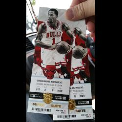 Chicago Bulls Event Photo #4