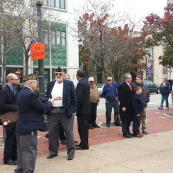 Memorial Day Memorial Courthouse Photo #2