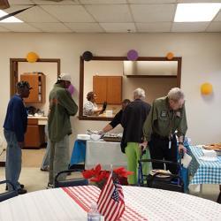 Senior Veteran's Day Memorial Photo #6