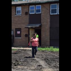 Des Plaines Gardens Demolition Ceremony Photo #140
