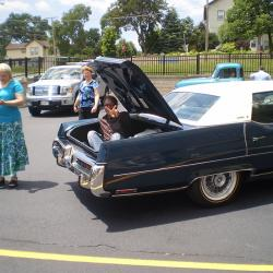 Classic Car Cookout Photo #3