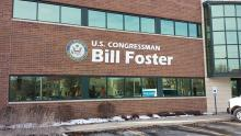 US Congressman - Bill Foster Photo #1
